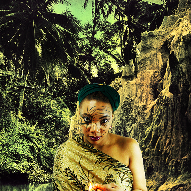 Aboriginal-Egypt-English-Moorish-Jungle-Queen